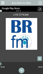 BRfm Radio- screenshot thumbnail