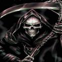 Grim Reaper Live Wallpaper icon