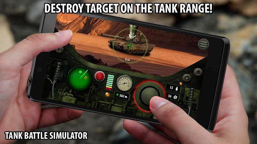 Tank Battle. Simulator