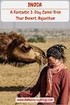 Thar Desert Camel Trekking Day 3