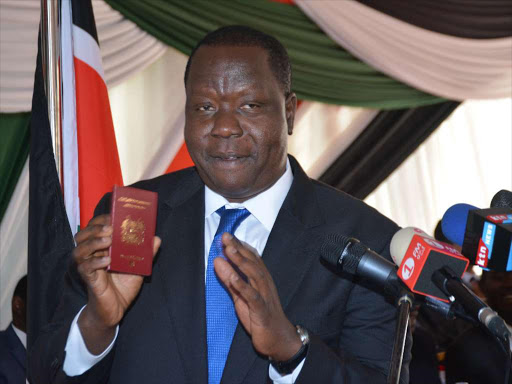 State doubles passport fees for Kenyans abroad