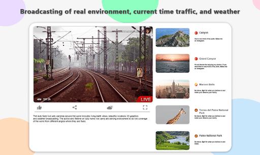 Earth Online Live World Webcams screenshot 7