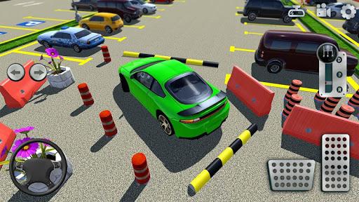 City Sports Car Parking 2019: 3D Car Parking Games 1.4 screenshots 2