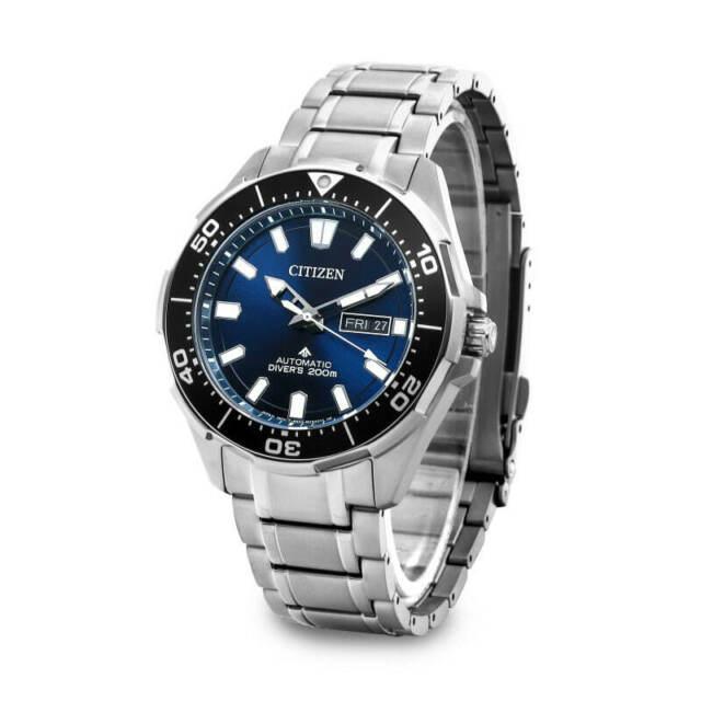 Citizen Ny0070-83l Promaster Titanium Marine Automatic Divers 200m Men's  Watch for sale online | eBay