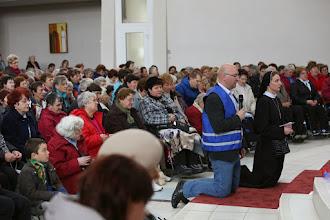 Photo: Modlitba svätého ruženca.