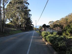 Photo: Almost to Santa Cruz