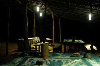 Photo: The Paradise: Escape Eco-Lodge, Cape3Points, The restaurant