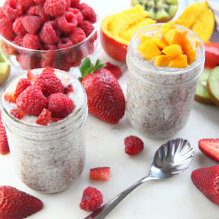 Easy Chia Seed Pudding and a Trip to the Sugar Bush Recipe