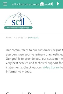 scil Canada- screenshot thumbnail