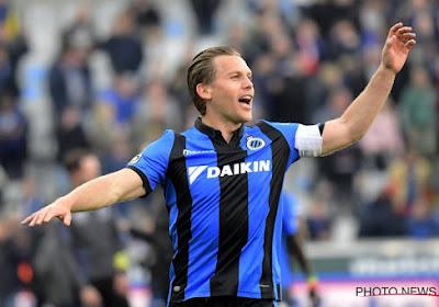 """Vormer denkt helemaal nog niet aan vertrekken bij zijn Club Brugge: """"Ruud, Ruud, Ruud door het stadion, zó mooi om mee te maken"""""""