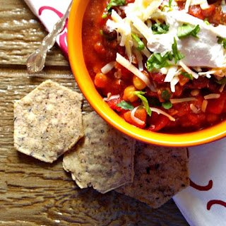 Smokey 3 Bean Chili - Ready in 30 minutes