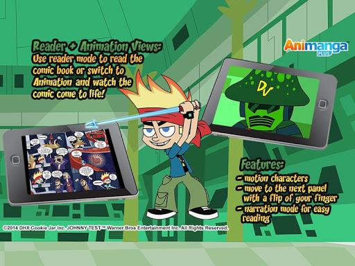 Johnny Test 1.0.38 screenshots 8