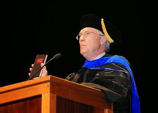 Photo: Graduate Faculty Speaker - David Dawson, PhD