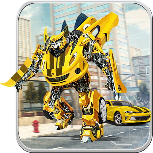 Adventurous Car Robot Transformation 3D Car Fight (game)