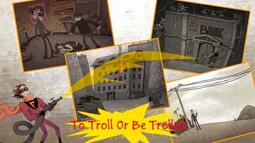Troll Face Quest Unlucky Nonsensical SuperHero  screenshots 5