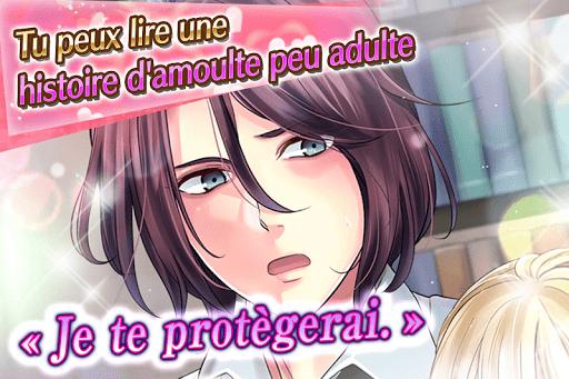 Code Triche Les Princes de la Nuit : Otome games franu00e7ais APK MOD screenshots 2