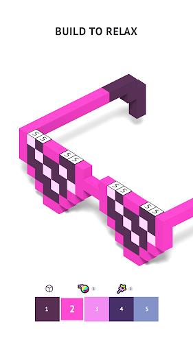 Pixel Builder Android App Screenshot