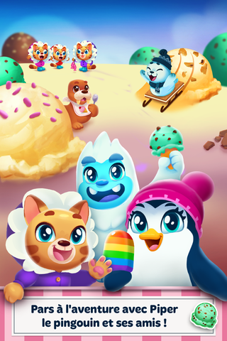 android Frozen Frenzy Mania Screenshot 2