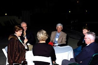 Photo: Jo Gene Griffin Hurley, Bob Hurley, Jean Reynolds Trimble, Jim Willis, Barbara Gumz Willis, and Bob Trimble