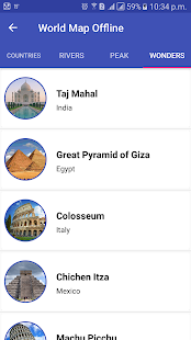 World map offline 3d street view maps apps on google play screenshot image gumiabroncs Gallery