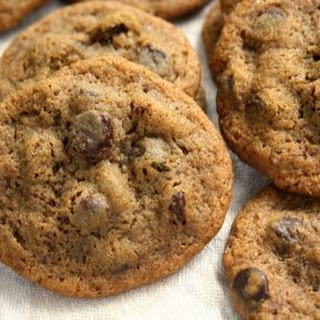 Annemarie's Chewy Molasses Chocolate Chip Cookies.