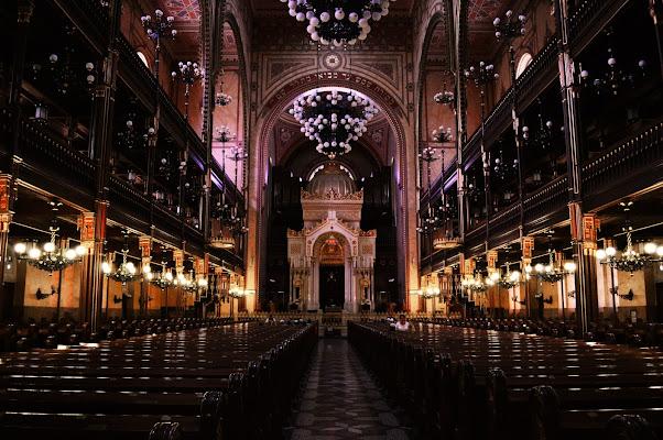 La grande moschea - Budapest di Nemesis