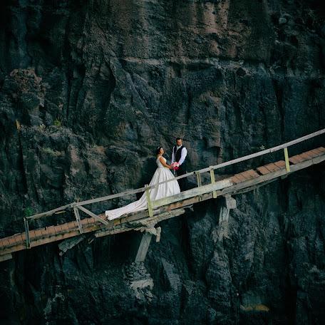 Wedding photographer Miguel Nóbrega (adreamstory). Photo of 06.09.2017