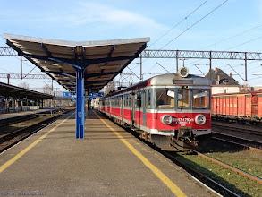 Photo: EN57-1793, Toruń Wschodni - Bydgoszcz Główna {Toruń Wschodni; 2014-03-21}