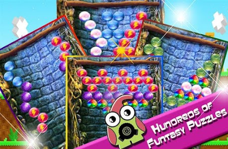 Bubble Shooter World screenshot 1