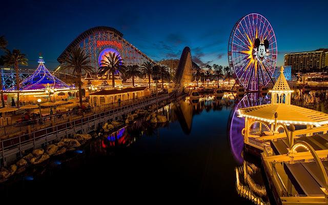 Disneyland Park - New Tab in HD