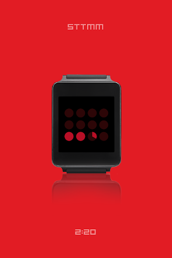 5TTMM - watchface to Wear