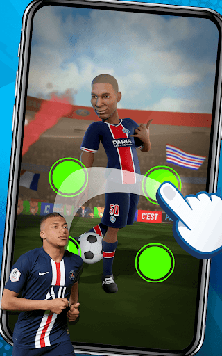 PSG Soccer Freestyle screenshot 5