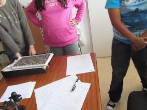 Photo: Actes signades