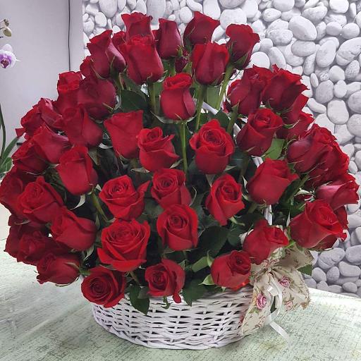 Cvjećare Budva, Nikšić, Kotor - Kada 101 ruža zakuca na vrata