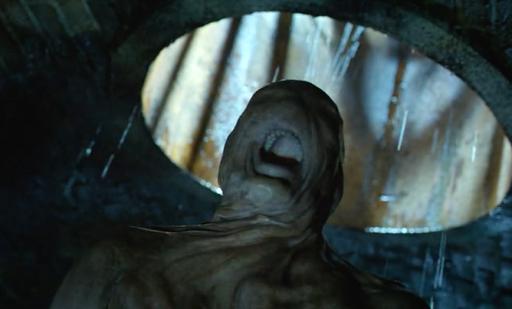 El imbunche en su cueva