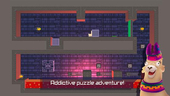 Adventure Llama google play ile ilgili görsel sonucu