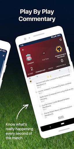 EPL Live: English Premier League scores and stats 8.0.4 Screenshots 5
