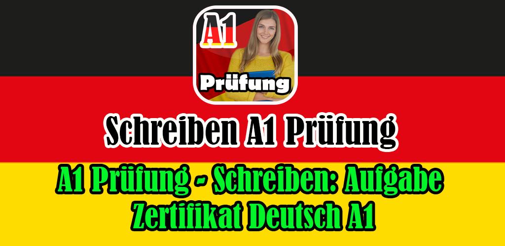 Download Schreiben A1 zur Prüfung APK latest version app for android ...