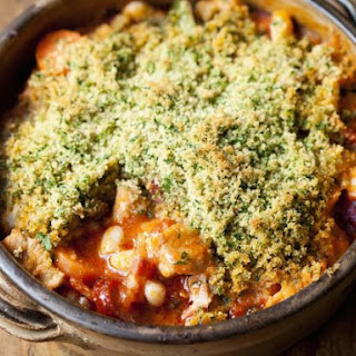 Classic French Bean Casserole