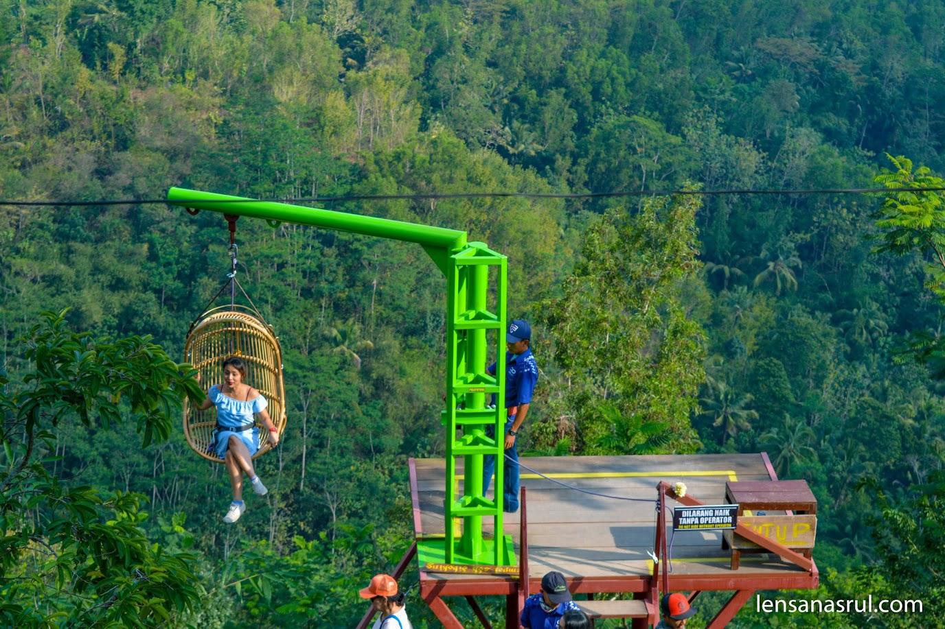 Spot foto baru di Pule Payung