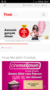 Fırsat Me- screenshot thumbnail