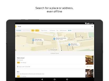 Yandex.Maps for PC-Windows 7,8,10 and Mac apk screenshot 9