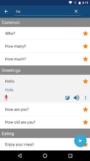 Learn Spanish screenshot 03