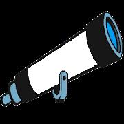 تلسكوب شكس التكبير