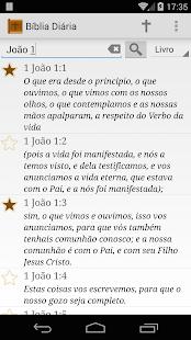 Versículo da Bíblia Diário- screenshot thumbnail