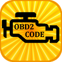 OBD2 Codes Check Engine icon