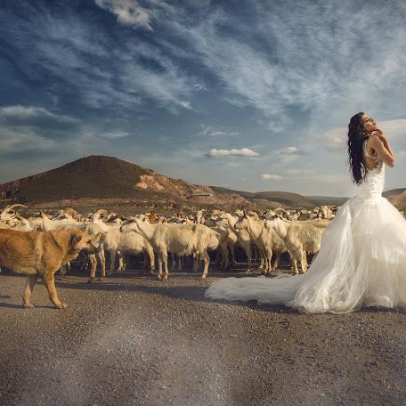 Düğün fotoğrafçısı Cesur Erten (cesurerten). Fotoğraf 30.03.2016 tarihinde