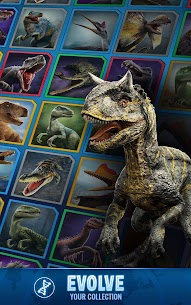 Download Jurassic World Alive MOD APK 2.0.40 (Infinite Battery, VIP Enabled) For Android 6