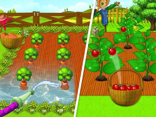 Little Farmer - Farming Simulator - Kids Games screenshots 12