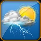 天气预报和部件 icon